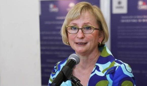 COC debe reforzar el papel central de la ASEAN, sugiere embajadora australiana hinh anh 1