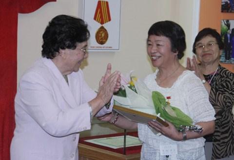 """Autora Hiramatsu Tomoko, una """"vietnamita que tiene la nacionalidad japonesa"""" hinh anh 1"""