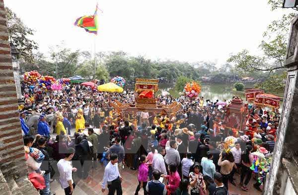 Hanoi invertira en la conservacion del sitio historico de Co Loa hinh anh 1
