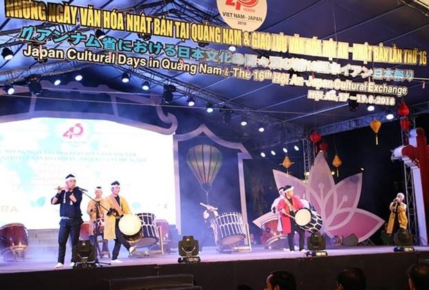 Actividades culturales promueven cooperacion Vietnam- Japon hinh anh 1