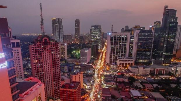 Banco asiatico ofrece prestamos a Filipinas para el desarrollo de infraestructura hinh anh 1