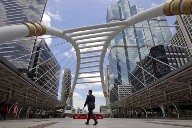 Ralentizan crecimiento economico de Tailandia en segundo trimestre hinh anh 1