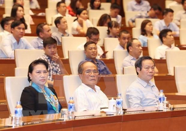 Conmemoran aniversario130 del natalicio del extinto presidente vietnamita Ton Duc Thang hinh anh 1