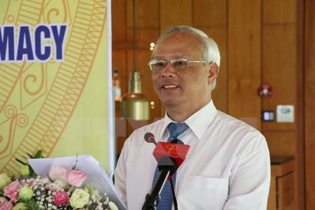 Seminario destaca rol de Asamblea Nacional en politica exterior de Vietnam hinh anh 1