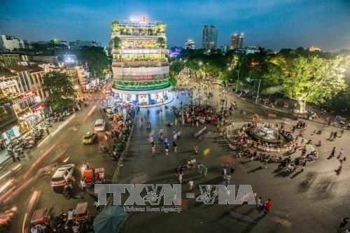Capital vietnamita prioriza desarrollo urbano hinh anh 1