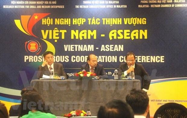 Empresas vietnamitas buscan enlaces con los socios malasios hinh anh 1