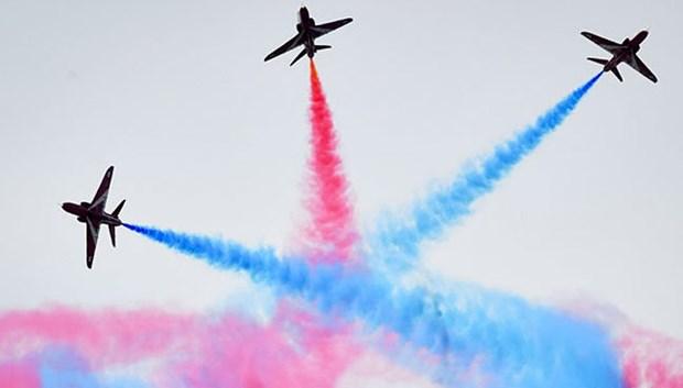 Desfile por el Dia de la Independencia de Malasia afectara 500 vuelos hinh anh 1