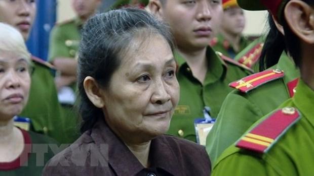 Condenan en Vietnam a penas de hasta 14 anos de carcel a miembros de organizacion hostil hinh anh 1
