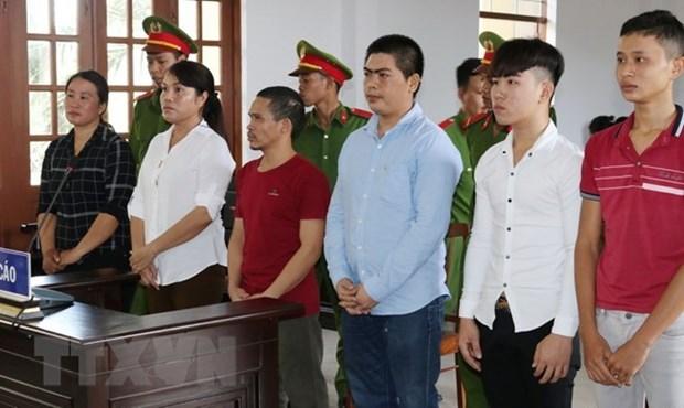 Vietnam aplica sancion estricta contra seis individuos por perturbar el orden social hinh anh 1