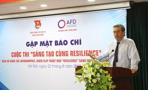 Lanzan en Vietnam concurso destinado a aumentar la conciencia publica sobre la resiliencia hinh anh 1