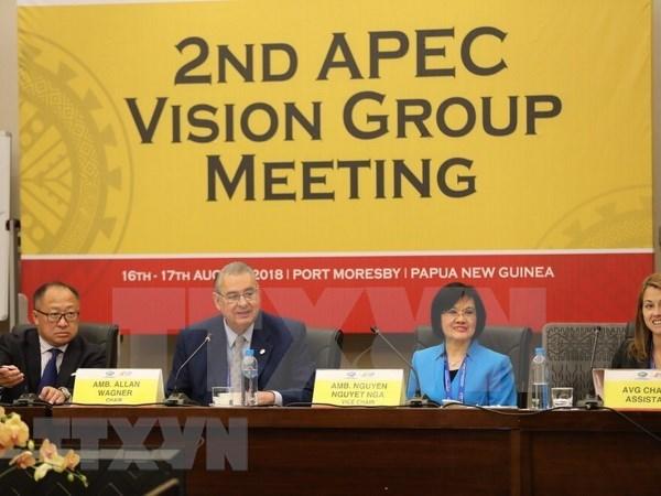 Realizan preparaciones de APEC 2018 en Papua Nueva Guinea hinh anh 1