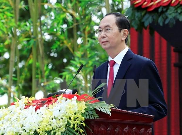Proxima visita del Presidente de Vietnam a Etiopia marcara hito en lazos binacionales hinh anh 1