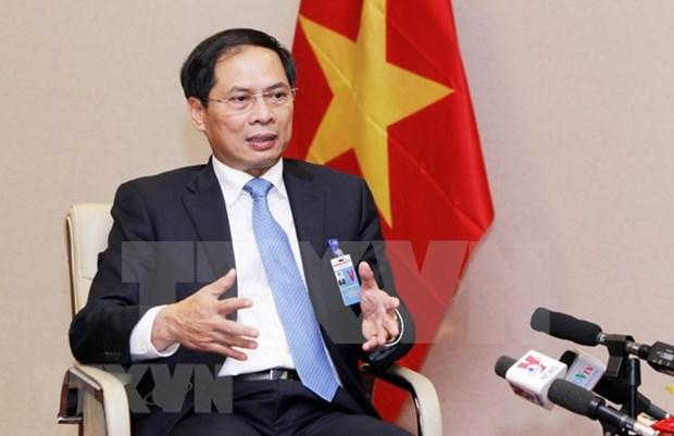 Vietnam con oportunidad de elevar su posicion en Foro Economico Mundial hinh anh 1