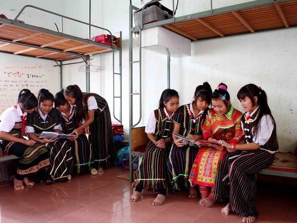 Provincia vietnamita destina asistencia millonaria a localidades montanosas hinh anh 1