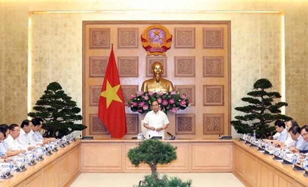 Premier de Vietnam considera urgente la reconstruccion de casas para victimas de inundaciones hinh anh 1