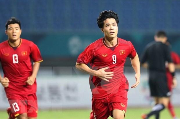 Vietnam clasifica por primera vez a los cuartos de final de futbol en Juegos Asiaticos hinh anh 1