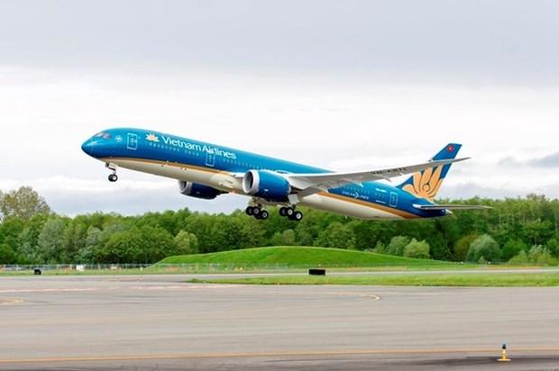 Vietnam Airlines realiza ajuste de vuelos a Surcorea debido a tormenta Soulik hinh anh 1