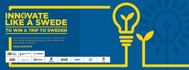 Lanzan en Vietnam concurso sobre soluciones innovadoras para alcanzar ODS hinh anh 1