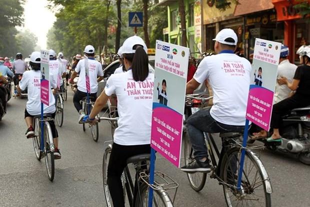 Promueven en Vietnam iniciativas para aumentar conciencia publica sobre igualdad de genero hinh anh 1