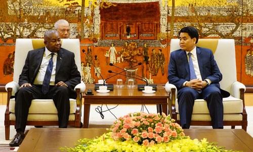 Impulsan cooperacion entre Mozambique y Vietnam hinh anh 1