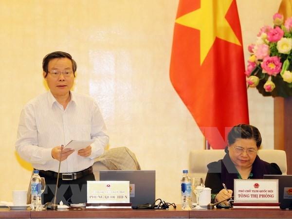 Destacan papel del Parlamento vietnamita en labores diplomaticas del Estado hinh anh 1