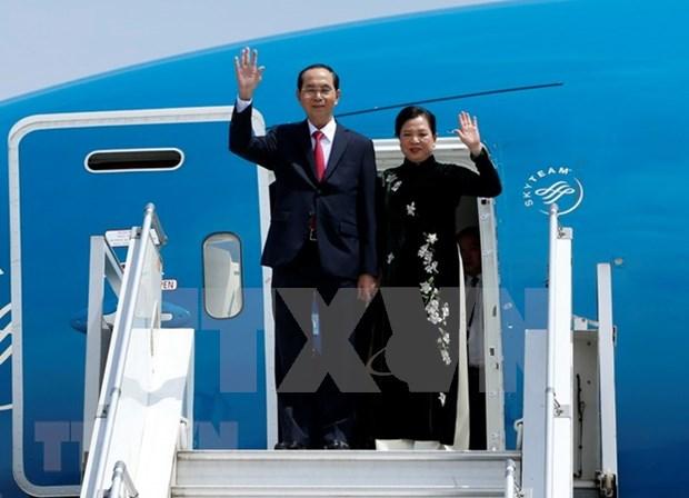 Prensa de Egipto en espera de brillantes perspectivas de cooperacion con Vietnam hinh anh 1