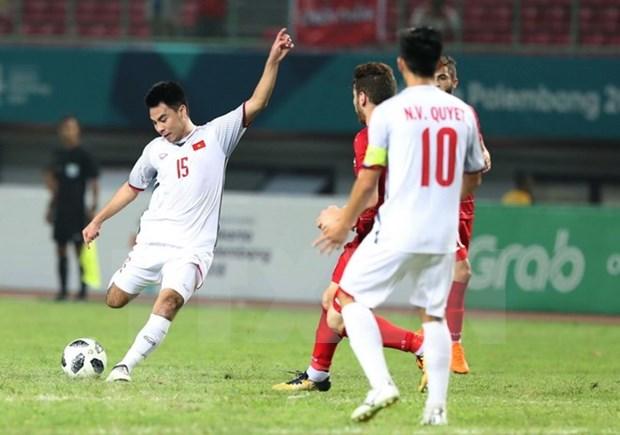 Vietnam clasifica por primera vez en semifinal de futbol en Juegos Asiaticos hinh anh 1