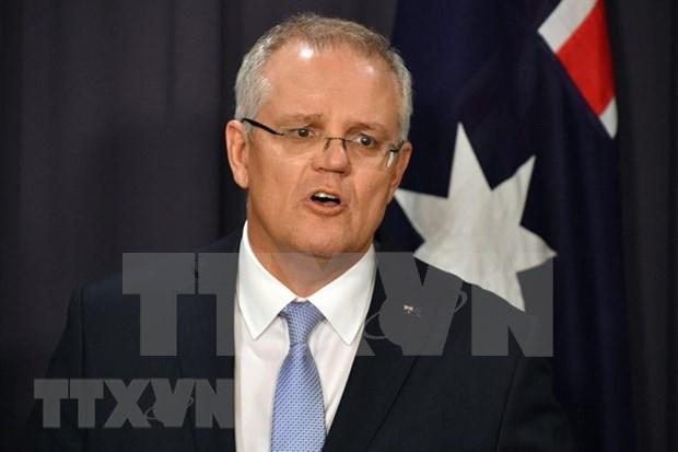 Premier de Australia viajara a Indonesia para salvar el TLC bilateral hinh anh 1