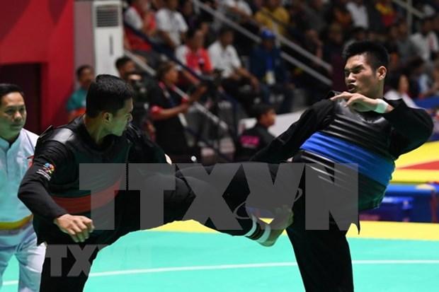 """Pencak Silat sigue siendo """"esperanza de oro"""" para Vietnam en Juegos Asiaticos hinh anh 1"""
