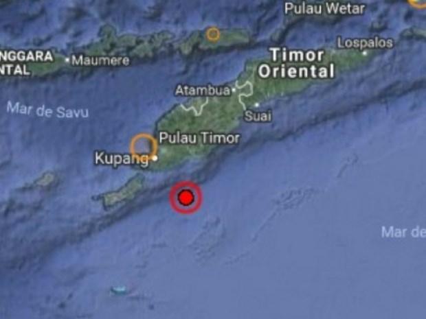 Intenso terremoto sacude Indonesia sin perdidas humanas hasta el momento hinh anh 1