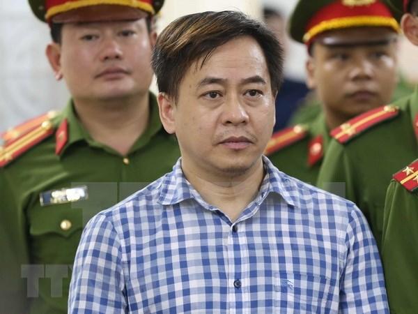 Inician en Vietnam procedimiento legal contra sujeto vinculado con Phan Van Anh Vu hinh anh 1