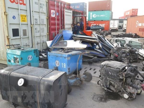 Vietnam inspecciona la importacion de residuos como materiales de produccion hinh anh 1