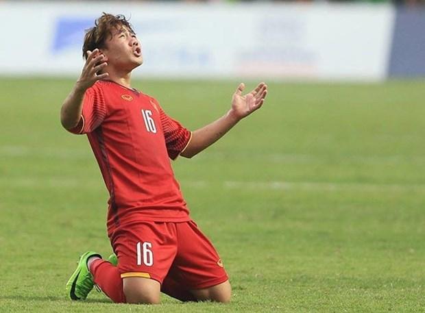 Equipo de futbol de Vietnam cae ante Corea del Sur, pero mantiene esperanzas de bronce hinh anh 1