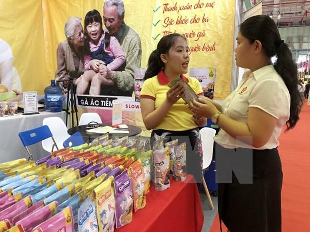 Inauguran en Vietnam exposicion internacional de empaque e impresion de alimentos hinh anh 1