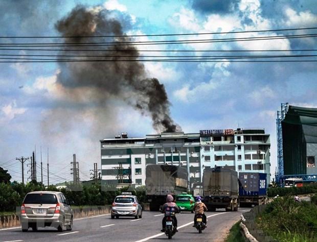 Vietnam trabaja para cumplir Acuerdo de Paris sobre Cambio Climatico hinh anh 1
