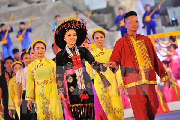 Efectuaran en Hanoi exhibicion de culturas de grupos etnicos en Vietnam hinh anh 1