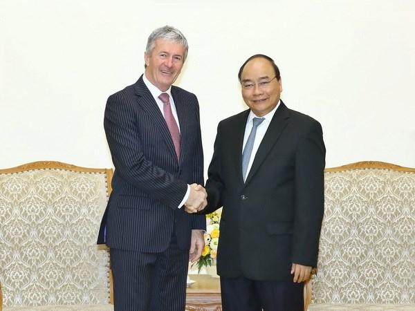 Vietnam y Nueva Zelanda cooperan en el sector horticola hinh anh 1