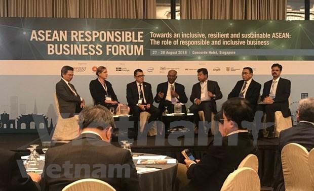 Vietnam se une con la ASEAN en garantia de integridad en negocios hinh anh 1