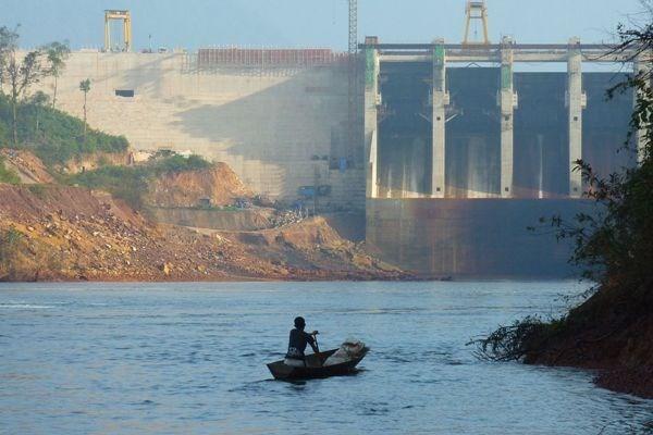 Organizaran en Laos foro regional sobre proyecto hidroelectrico de Pak Lay hinh anh 1