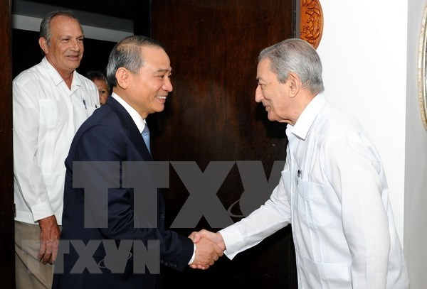 Ciudad vietnamita de Da Nang desea buscar oportunidades de cooperacion con Cuba hinh anh 1
