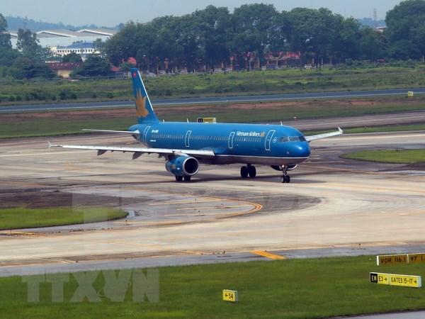 Vietnam Airlines ofrecera avion privado para retorno de delegacion participante en juegos asiaticos hinh anh 1