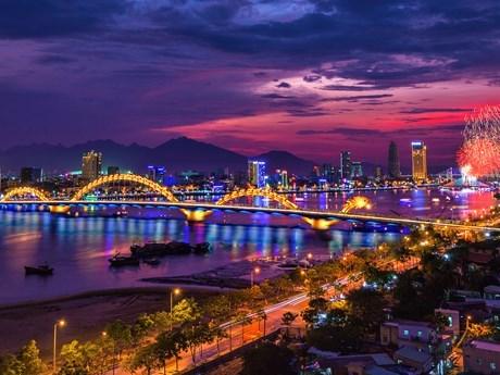 Da Nang, destino favorito de turistas surcoreanos este verano hinh anh 1