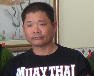 Incautan gran cantidad de armas en domicilio de reaccionario contra Estado de Vietnam hinh anh 1