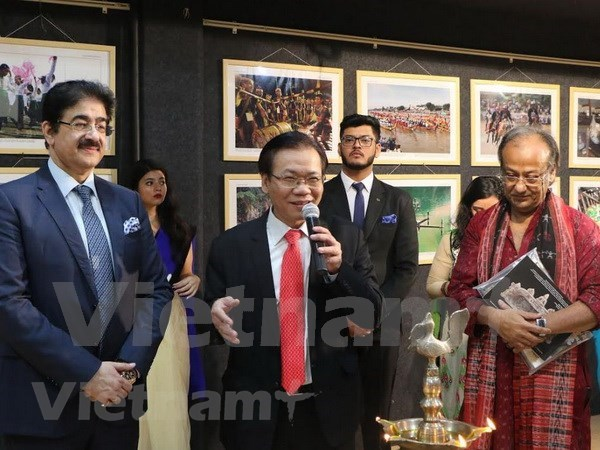 En la India Festival de cine y exposicion fotografica sobre Vietnam hinh anh 1