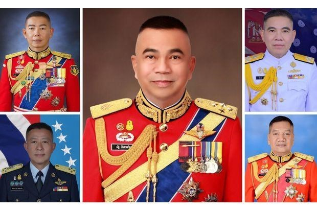 Tailandia designa nuevo jefe del Real Ejercito hinh anh 1