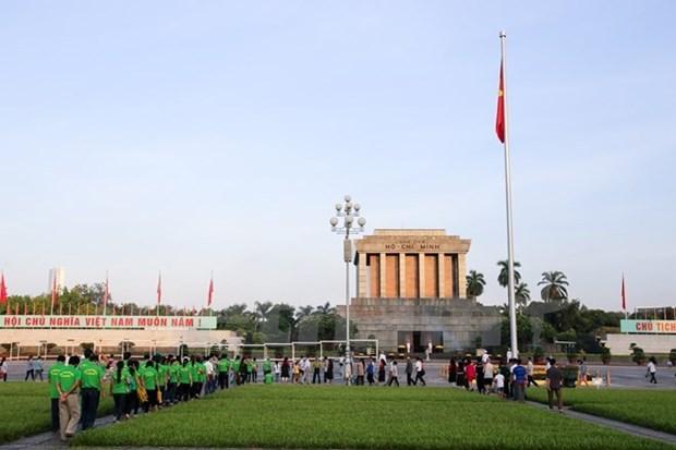 Paises en el mundo felicitan a Vietnam por el Dia Nacional hinh anh 1