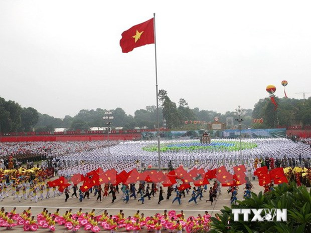 Diversas actividades culturales en Laos y Sudcorea por Dia Nacional de Vietnam hinh anh 1
