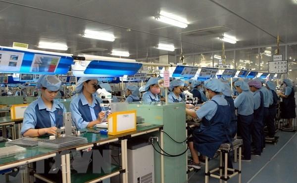 Parques industriales en provincia vietnamita generan empleos para 82 mil trabajadores hinh anh 1