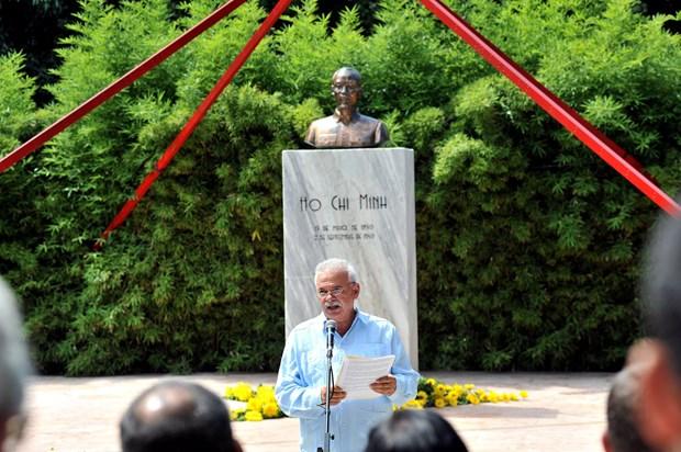 Inicia Cuba actos conmemorativos con motivo de visita historica de Fidel a Vietnam en 1973 hinh anh 1