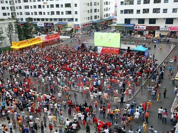 Vietnam adquiere derecho de transmision de la copa regional de futbol AFF Suzuki Cup 2018 hinh anh 1